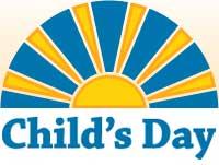 Child's Day Logo